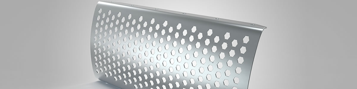 Hexa-Hole-Perforated-Sheets