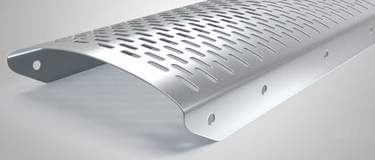 Perforated Sheet Products Manufacturer India