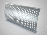 Hexa Hole Square Hole Slotted Hole Perforated Sheet
